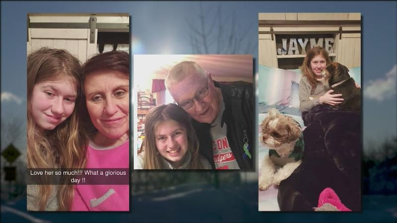 Jayme Closs: 1 year after abduction, I'm feeling stronger