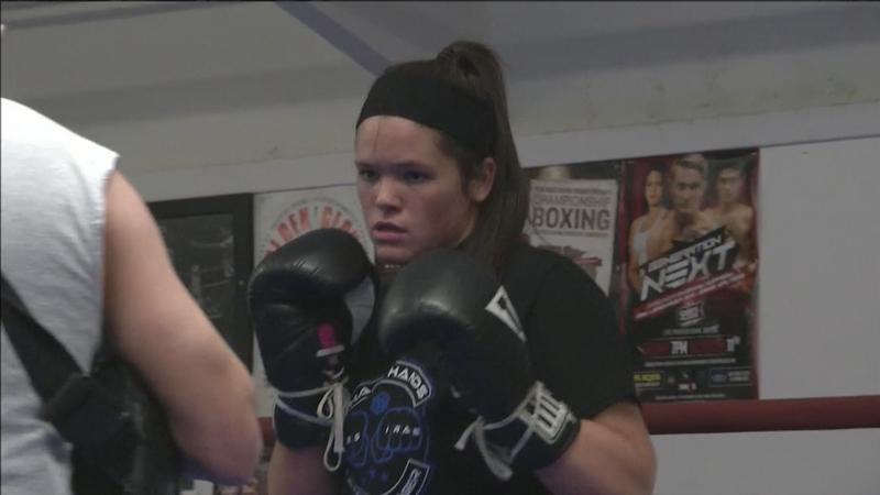 Amy Lemenager will make her professional boxing debut on Friday night in Duluth.