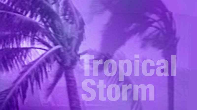 Tropical Storm Melissa Dissipating, No Longer a Threat
