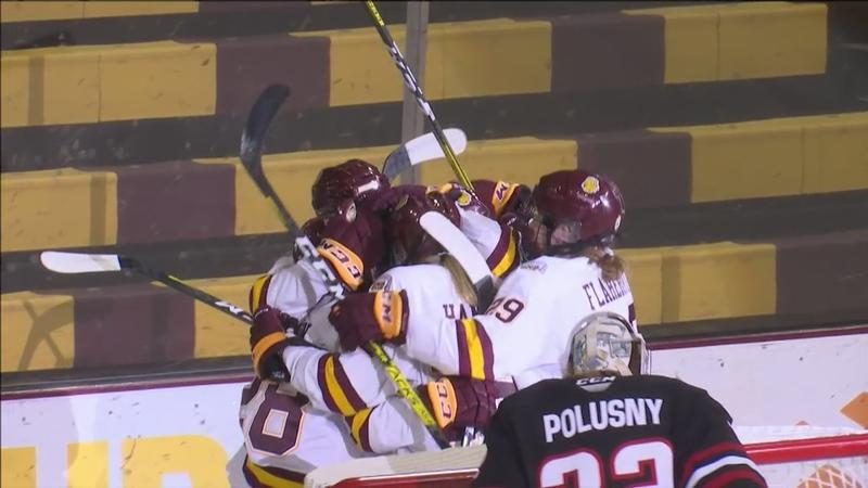 No. 10 UMD to Drop Puck on No. 7 Ohio State in Conference Clash