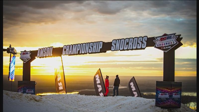 Amsoil Championship Snocross starts on Black Friday.