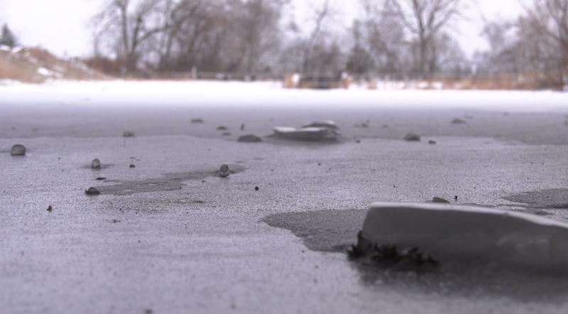 A stretch of temperatures typical of January is allowing ice to quickly develop on northern Minnesota and Wisconsin lakes, but officials warn against trusting early ice.