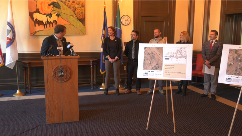 Rebuild Duluth is one of Mayor Emily Larson's 2019 State of the City initiatives. On Friday, Larson and city staff announced their plan to create affordable housing through the help of the community.
