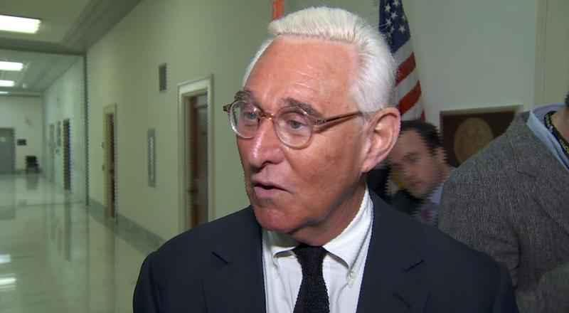 Former Trump Associate Roger Stone Convicted