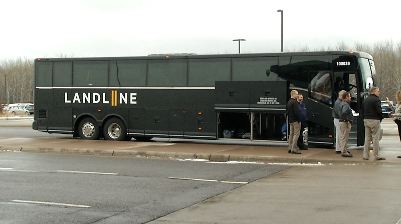 Sun Country, Landline Reveals New Bus Service to Minneapolis Airport for Northlanders