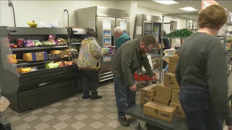 Second Harvest Northern Lakes Food Bank is sharing stories of hunger in the Northland through its campaign,