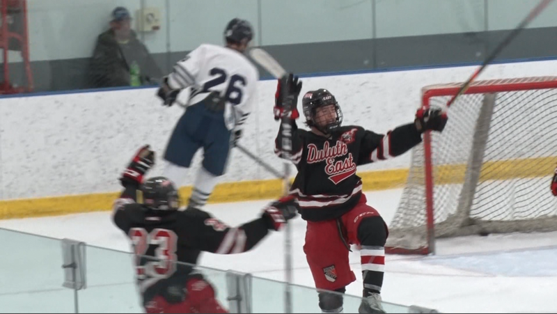 No. 15 Duluth East defeated Bemidji 6-3 on the road Thursday.