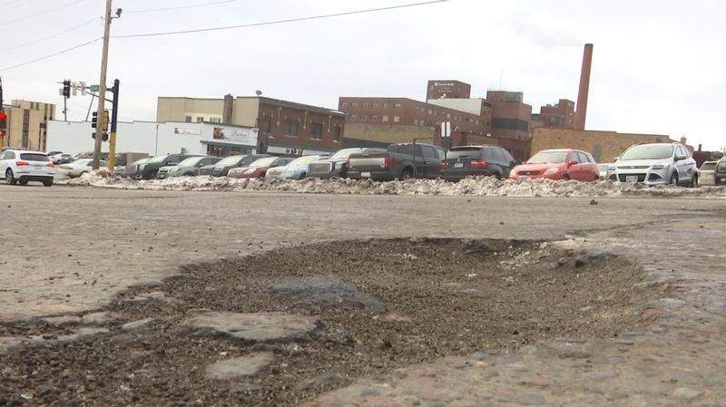 City of Duluth: Snow Removal Impacting Pothole Repairs