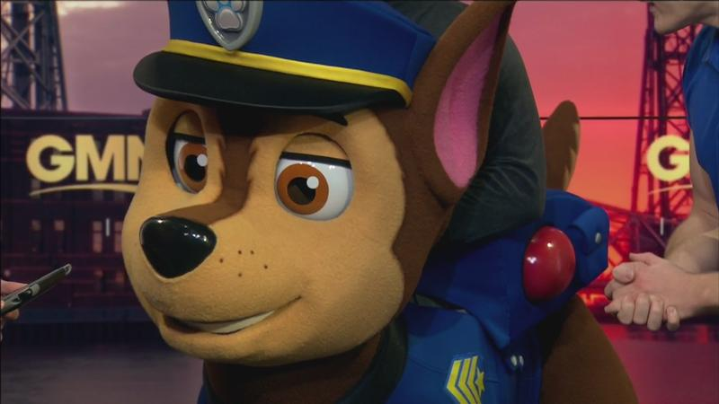 PAW Patrol Live! is at the DECC in Duluth for two days.