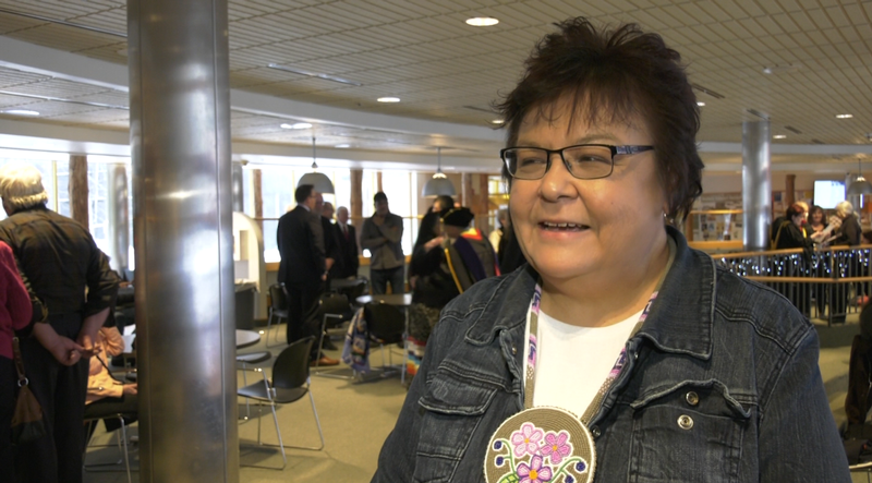Stephanie Hammitt is the new and fourth president for Fond du Lac Tribal and Community College.