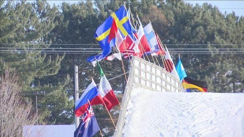 The 46th Annual American Birkebeiner continued Thursday with record participation.