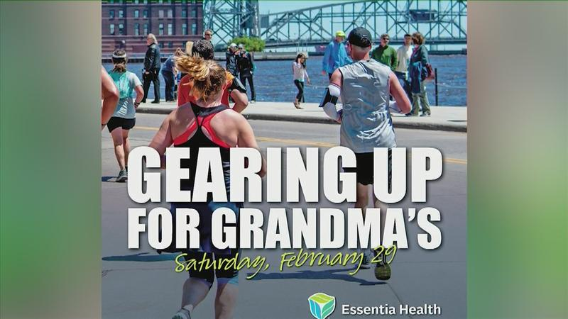Gear up for Grandma's with this event at Grandma's Sports Garden!