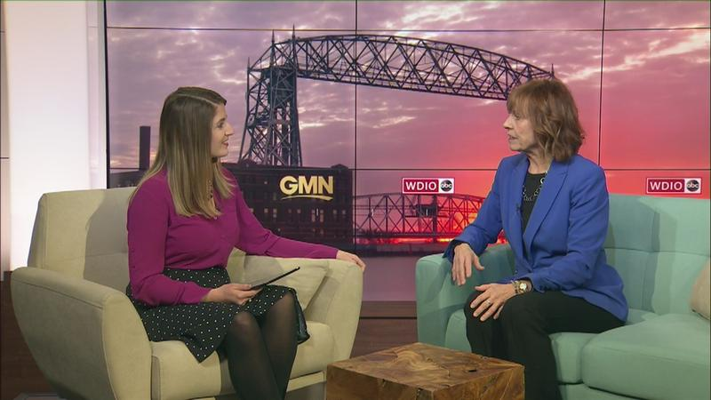Pam stopped by GMN to share tips on how to defeat negative thoughts.