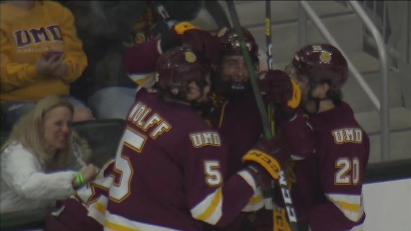No. 5 Bulldogs Skate to 4-2 Win at Colorado College