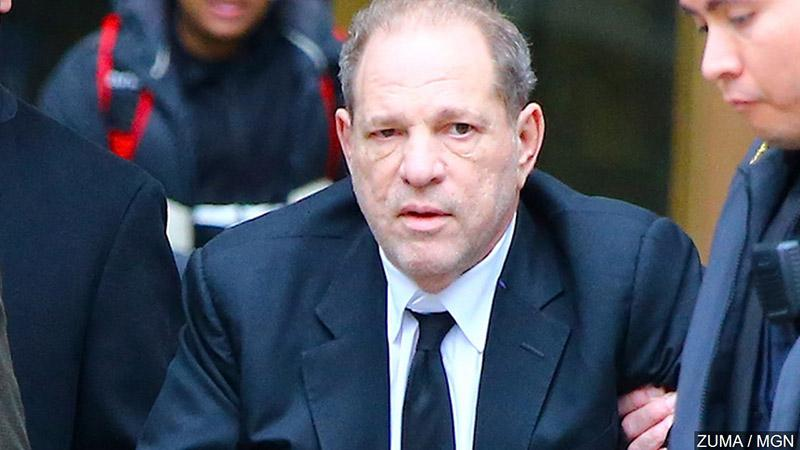 Prosecutors Rest Case in Harvey Weinstein's rape trial