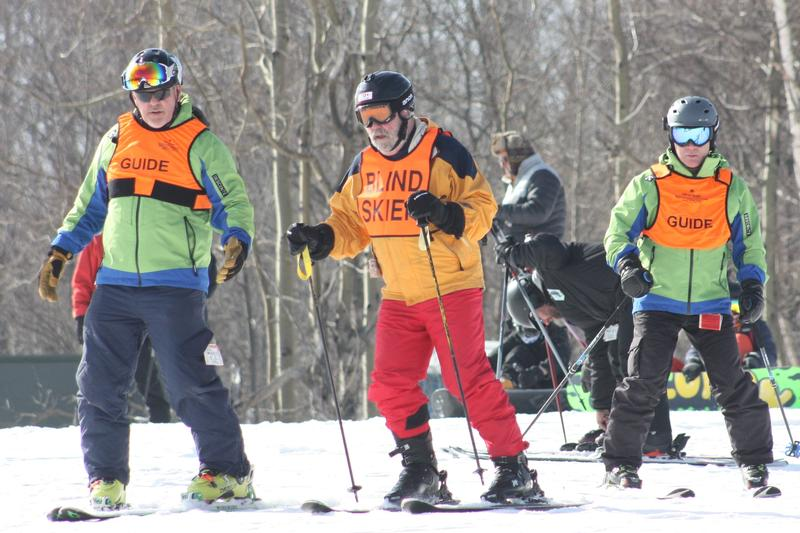 Veterans Learn to Ski & Snowboard at Spirit Mountain