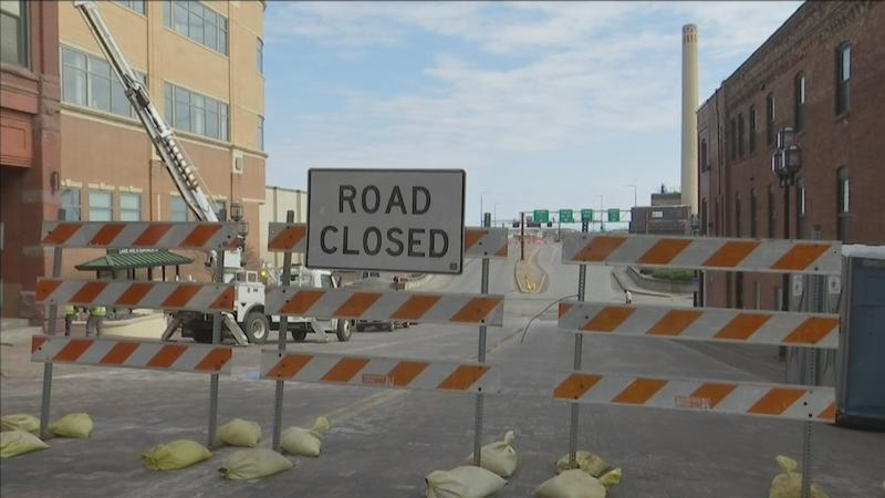 The third and final phase of the Superior St. Reconstruction Project began Monday. This phase includes the Lake Ave. intersection to 3rd Ave. W.
