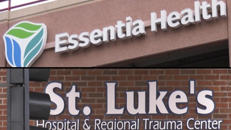 St. Luke�s and Essentia Health said they will continue to track medical supplies they have and medical supplies they need to insure they have enough.