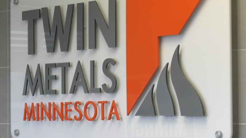 Twin Metals announced a donation of $21,500 to help during the COVID-19 pandemic.