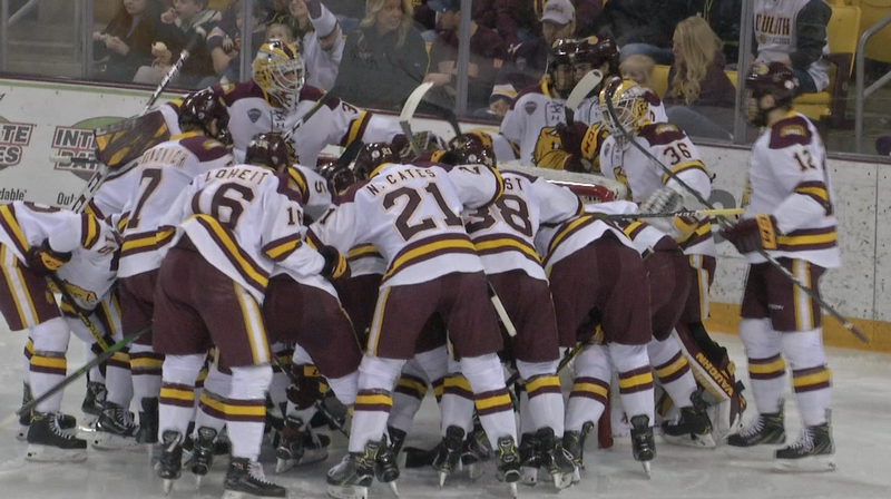 UMD Announces 2020-2021 Men's Hockey Home Schedule