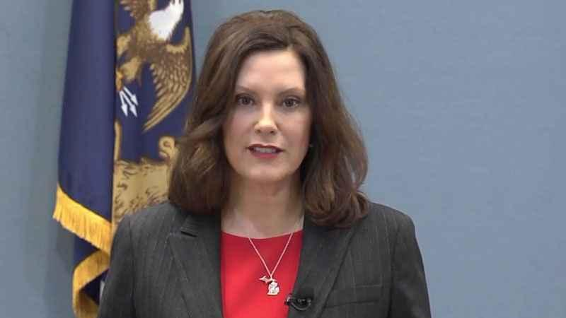 Governor Gretchen Whitmer lifts stay at home order in Michigan.
