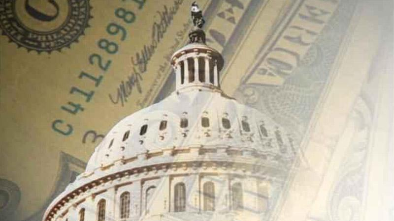 US budget deficit hits all-time high of $864 billion in June