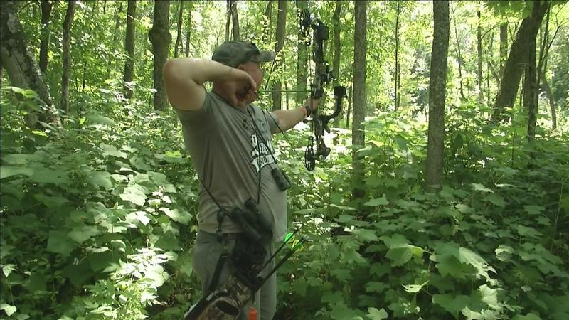 Archers aimed for fun and safe competition at Mont du Lac's fourth annual BowFest.