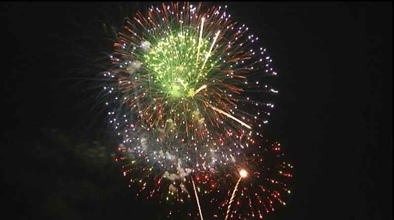 Superior's fireworks display has been canceled.