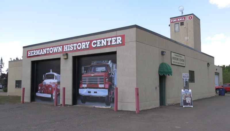 Hermantown History Center reopens