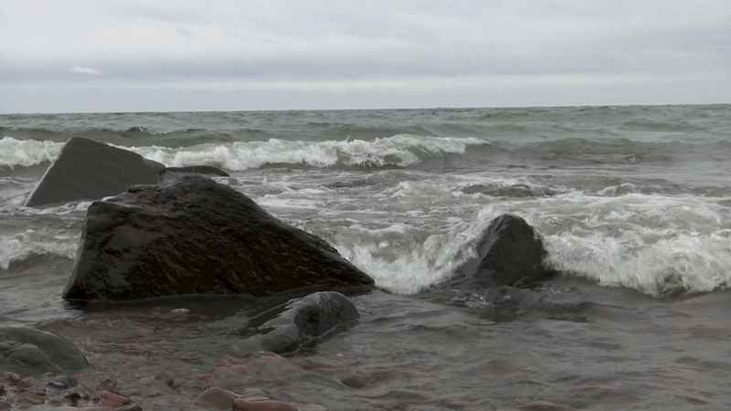 Lake Superior remains high despite dry June