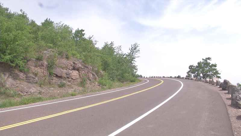 Skyline Parkway now fully reopen