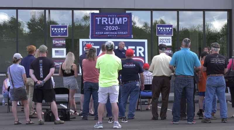 Trump Victory Committee opens field office in Hermantown