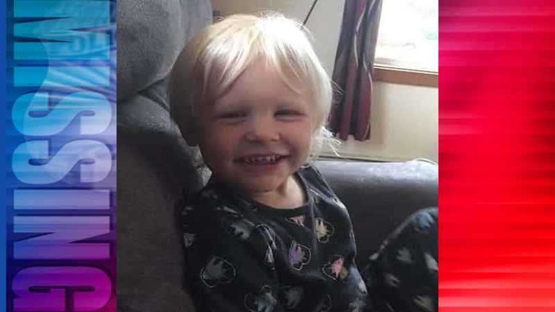 Authorities in Sawyer County have found the missing 3-year-old, Abby Ladwig.