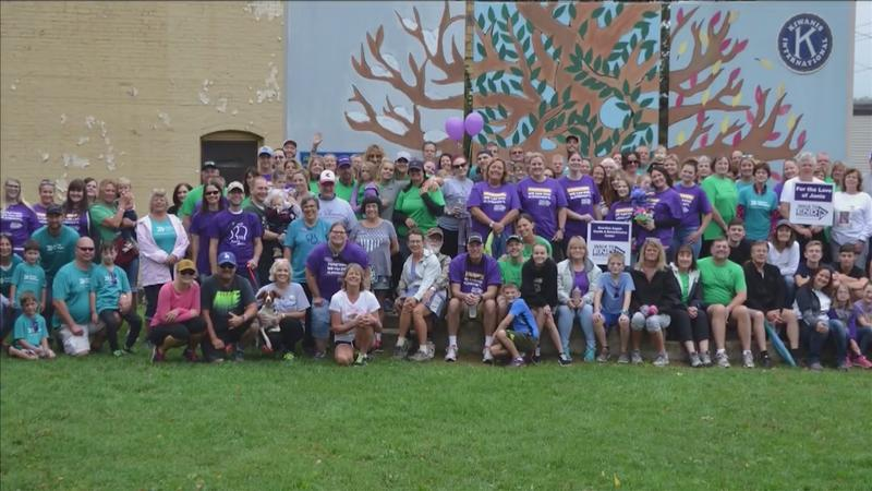 Walk to End Alzheimer's being done individually this year to avoid large gatherings