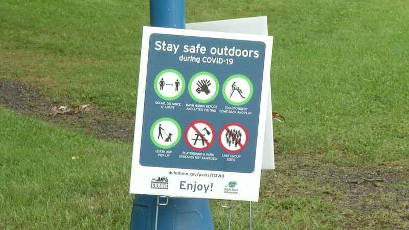 Duluth's Parks & Recreation Department released their list of fall programs they will offer in the coming months that will get people outdoors while following state health guidelines during the pandemic.