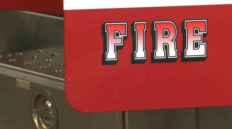 The Duluth Fire Department is reporting a 36-year-old man died after a fire early Tuesday morning.