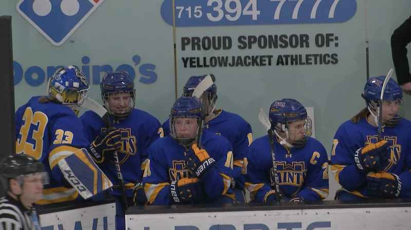 The St. Scholastica women's hockey team is a member of NCHA.