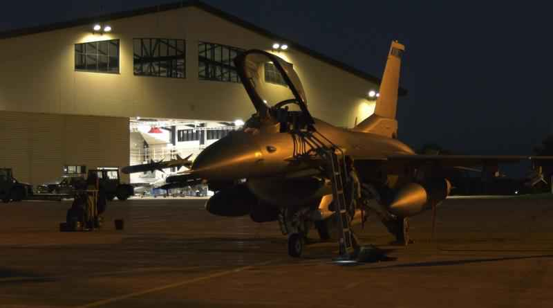 Night flying: How the 148th Fighter Wing prepares for takeoff