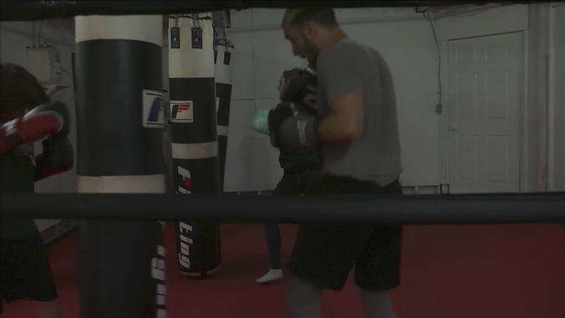 Inner Strength Martial Arts expanded their gym for new boxing classes.
