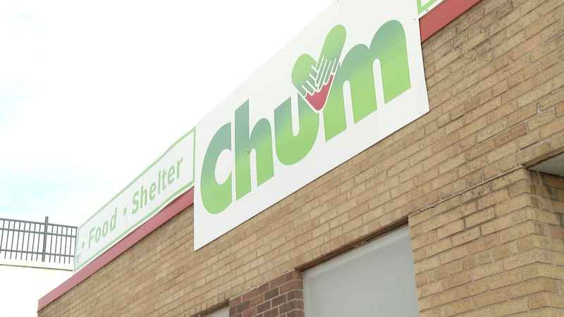 The CHUM food shelf has stepped up even more during COVID-19 to feed the growing amount of families struggling with food insecurity.