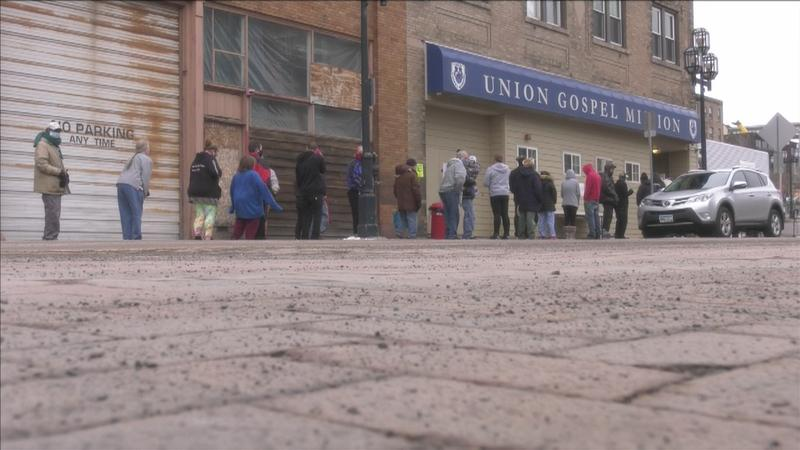 Union Gospel Mission serves hot meals for Thanksgiving