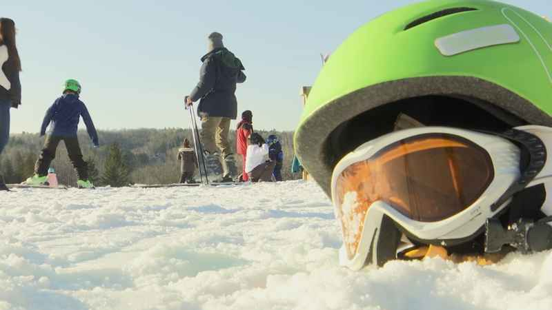 Mont du Lac Resort opens ski hill for the season
