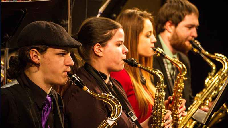 The University of Wisconsin-Superior Music Department will host a free virtual concert showcasing the Jazz Band and Jazz Combo at 7:30 p.m. Thursday, December 10.