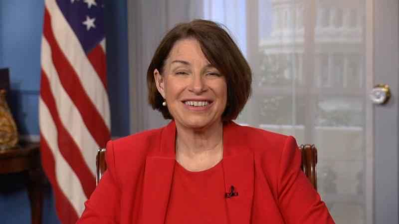 Sen. Klobuchar will speak at the inauguration on Wedneday.