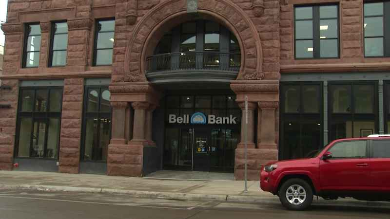 Bell Bank's new Duluth branch began renovating the Historic Temple Opera Building on East Superior Street in April last year, before they opened for business this month.