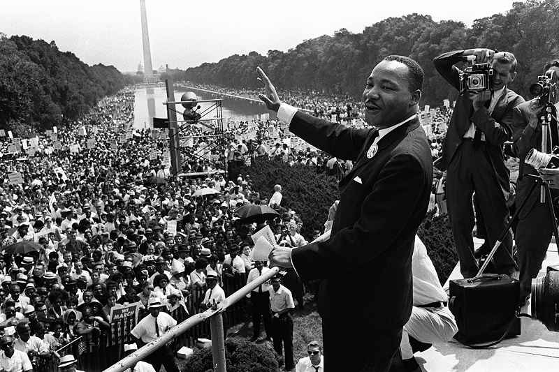 Virtual events keep Dr. Martin Luther King Junior's legacy alive