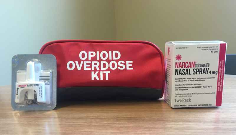 A group called Wisconsin Voices for Recovery is working with Milwaukee-based pharmacy to install naloxone boxes around the state.