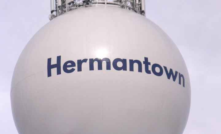 Hermantown is seeking legislative approval to put a sale tax increase on the ballot.