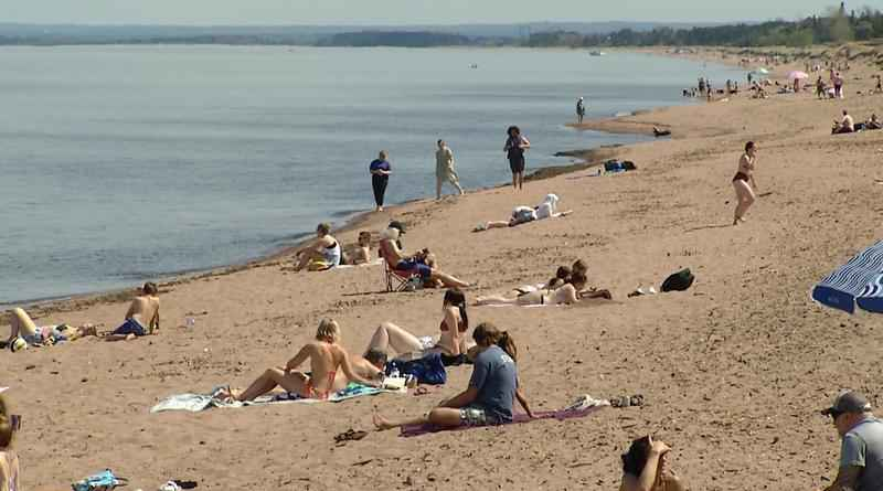 Duluth Fire Dept. shares reminders to stay safe at the beach
