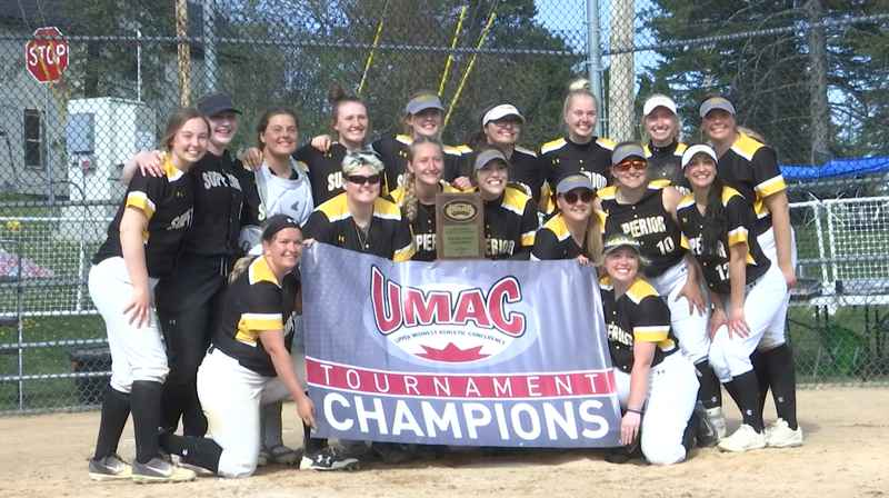 UWS claimed their second UMAC championship Saturday after sweeping Northwestern.